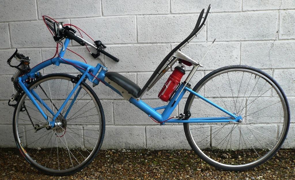 Nouveau sur le forum mais pas dans le vélo ........ Bleuminibi
